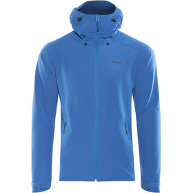 Bergans M's Ramberg Softshell Jacket Fjord/Dark Steel Blue